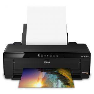 Tintas UltraChrome HiGloss 2 — Tintas pigmentadas 7 colores para calidad superior Resultados de alta precisión — Tamaño de gota de 1,5 pl para resultados precisos Impresión en una amplia gama de papeles de hasta A3+ — Recorridos dobles, rollo; rígidos y artísticos Conectividad móvil avanzada — Impresión por USB y Ethernet, Wi-Fi y Epson iPrint Diseño compacto y conforme con la certificación EnergyStar — La impresora fotográfica de pigmentos para tamaño A3+ más compacta y ligera del mercado1 Epson Print Layout — Flujo de trabajo simplificado y fácil control del color. Encuentralo en la sección de Soporte.