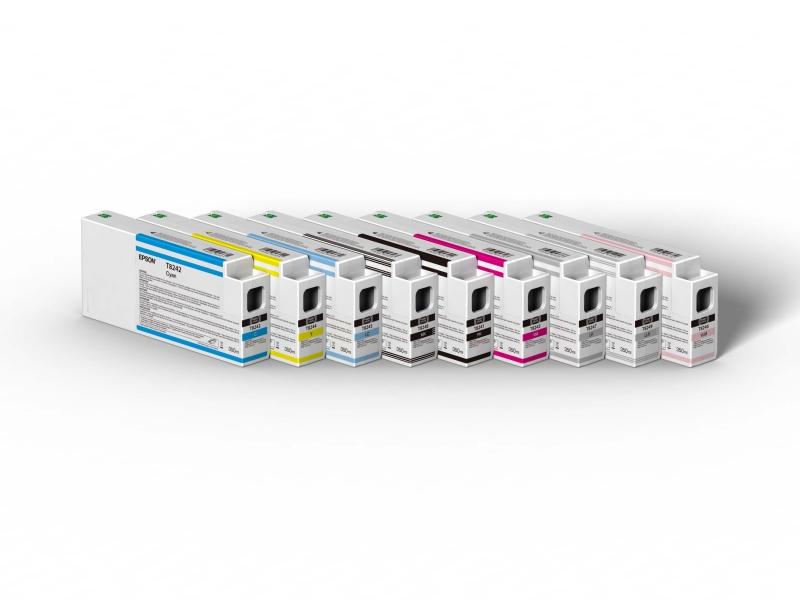 Cartuchos Epson UltraChrome HD / HDX T804